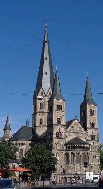 Bonn Minster - The Bonn Minster