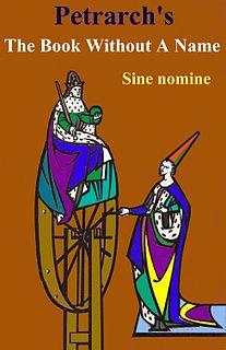 <i>Liber sine nomine</i>