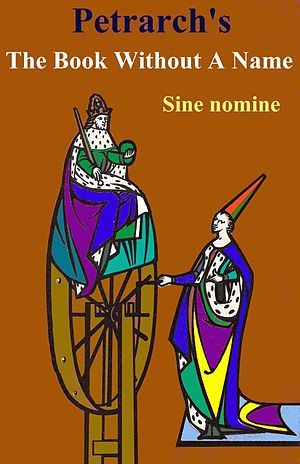 Liber sine nomine - volume without a title which consists of 19 letters