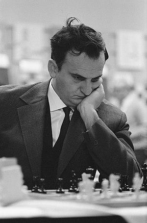 Borislav Ivkov - Ivkov in 1963