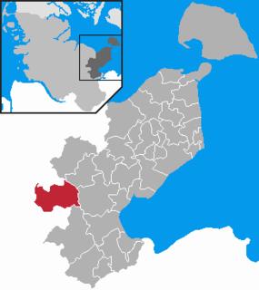 Bosau Place in Schleswig-Holstein, Germany