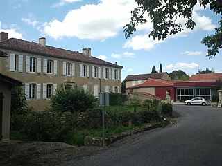 Boucagnères Commune in Occitanie, France
