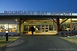 Boundary Bay Airport Main Terminal