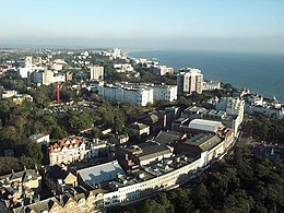 Bournemouth, Town Centre and East Cliff - geograph.org.uk - 36732.jpg