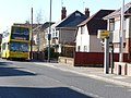 Bournemouth , Columbia Road, 5a Yellow Bus - geograph.org.uk - 1745653.jpg