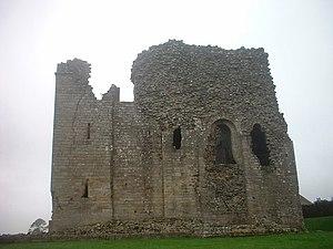 Bowes - Image: Bowes Castle