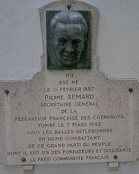 Bragny-sur-Saône stèle Pierre Semard.JPG