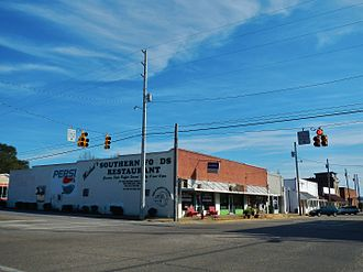 Brantley, Alabama - Brantley in 2012