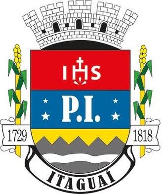 Itaguaí - Image: Brasão de Armas de Itaguaí