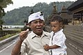Bratan Bali Indonesia Grandfather-and-grandson-after-Puja-01.jpg