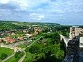 Bratislava, Devín, pohled na MČ Devín.jpg