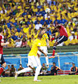 Brazil and Colombia match at the FIFA World Cup 2014-07-04 (17).jpg