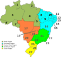 Brazil map states with numbers and regions.PNG