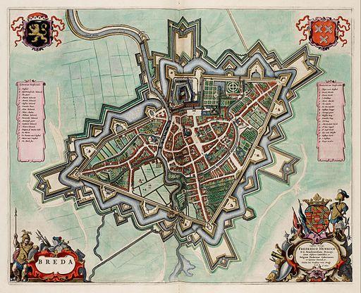 Breda (Atlas van Loon)