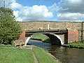Bridge on Leeds-Liverpool Canal, near Huncoat - geograph.org.uk - 7651.jpg