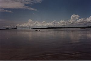 Bridge over the Orinoco at Ciudad Bolivar