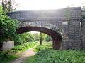 Bridge over the Weavers Way - geograph.org.uk - 1290583.jpg