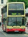 Brighton & Hove bus 813 (T813 RFG), 10 June 2005.jpg