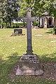 Brilon-Alter Friedhof-Grabkreuz Lohmann, Gertrude-2018-06-28.jpg