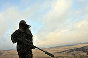 British Army Sniper MOD 45154902