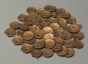 Alton, Hampshire - Coins from the Alton Hoard, 1st century AD