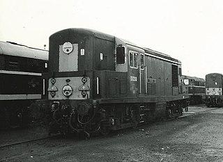 British Rail Class 15 class of 44 Bo′Bo′ 800hp diesel-electric locomotives