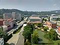 Brno, BVV, výhled z výškové budovy (11.29.33).jpg