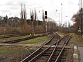 Brno, Královo Pole, Budovcova, železniční stanice (08).jpg