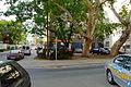 Brno-Zábrdovice - Hvězdová ulice z křižovatky s ulicí Bratislavskou.jpg