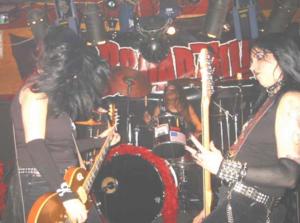 Broadzilla - Broadzilla, 2003 (L-R: Rachel May, Angie Manly, Kim Essiambre)