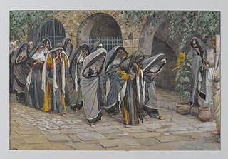 Les femmes saintes