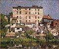 Brooklyn Museum - The White Tenement - Robert Spencer - overall.jpg