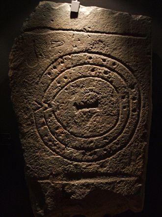 Brozas - Brozas:stele, by bronze age.