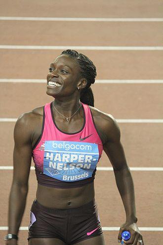 Dawn Harper-Nelson - Harper-Nelson in 2013