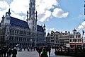 Bruxelles Grand-Place Hôtel de Ville & No. 7-1.jpg