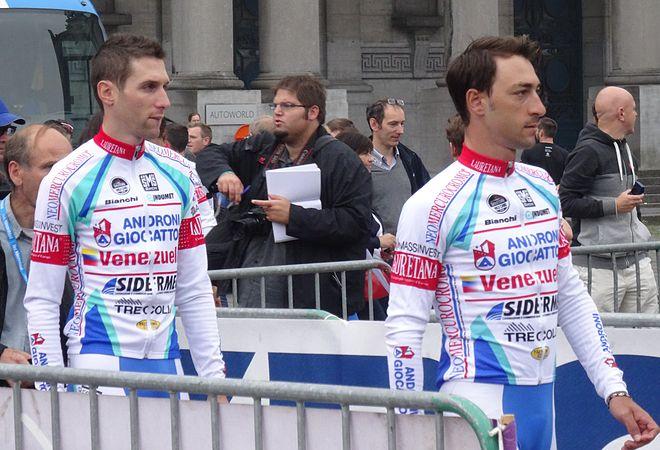 Bruxelles et Etterbeek - Brussels Cycling Classic, 6 septembre 2014, départ (A142).JPG
