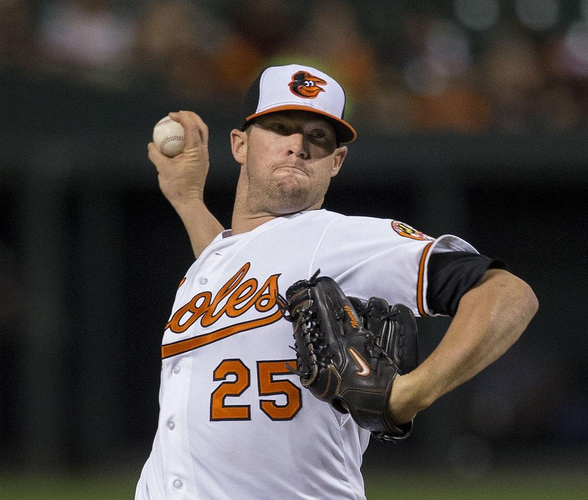 Astros >> Bud Norris - Wikipedia
