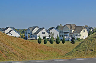 McMansion Large mass-produced dwelling