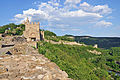 Bulgaria Bulgaria-1001 - Right side of Tsarevets as I Leave (7433569674).jpg