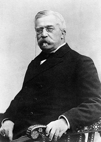 Vice-Chancellor of Germany - Image: Bundesarchiv Bild 146 1981 127 06A, Karl Heinrich von Boetticher
