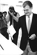 Bundesarchiv Bild 183-1990-1014-304, Gotha, Landtagswahl, Josef Duchac
