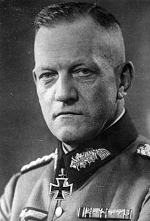 Georg Lindemann German cavalry officer and field commander