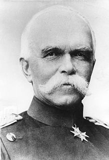 Leo von Caprivi German major general and statesman