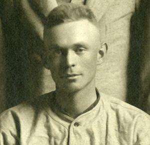Bob Glenn - Glenn at Michigan, 1918