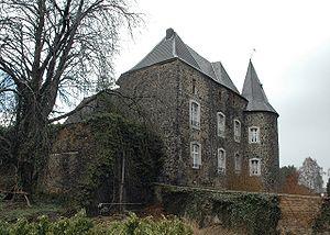Eschweiler - Castle of Roethgen