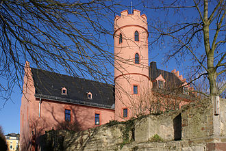 Eltville - Crass Castle in Eltville