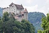 Burg Gutenberg in Balzers, Liechtenstein. Ansicht von Nordost.jpg