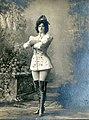 Burlesque actress Burney Foster (SAYRE 575).jpg
