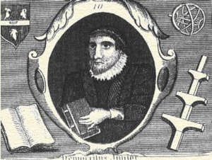 Robert Burton (scholar) - Image: Burton grand