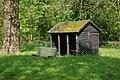 Bus shelter, Santon Downham - geograph.org.uk - 795595.jpg